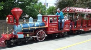 The Magical North Pole Express Train Ride In Nebraska Everyone Should Experience At Least Once