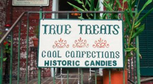 A Trip To This Charming Candy Shop In West Virginia Will Take You Back In Time
