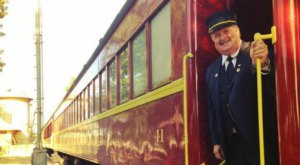 Enjoy A Magical Polar Express Train Ride Aboard The Texas State Railroad