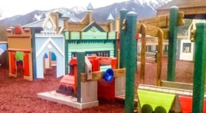 The Whimsical Playground In Alaska That's Straight Out Of A Storybook