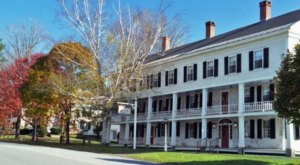 The One Vermont Town That's So Perfectly New England