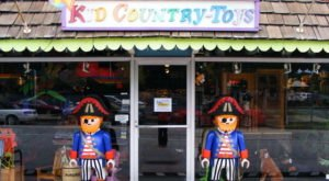 The Massive Toy Store In West Virginia That Will Bring Out Your Inner Child