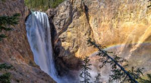 The One Spot In Wyoming Where You Can See Some Of The Most Beautiful Rainbows On The Planet