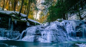 11 Gorgeous Frozen Waterfalls In Pennsylvania That Must Be Seen To Be Believed