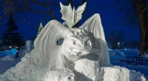 16 Snow Sculptures In Minnesota That Will Make Your Winter More Magical