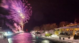 These 10 Towns In Michigan Have The Most Spectacular New Year Celebrations
