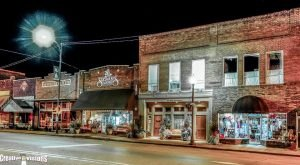 You'll Never Run Out Of Things To Do In This Tiny Mississippi Town