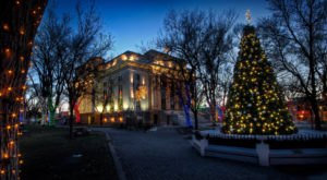 Prescott Turns Into A Winter Wonderland Each Year In Arizona