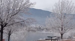The Easy 1-Mile Winter Hike In Colorado That's Positively Bewitching