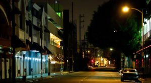 Here Are The 11 Most Dangerous Places In Southern California After Dark