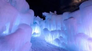 This Utah Ice Castle Is Like Something Out Of A Fairy Tale