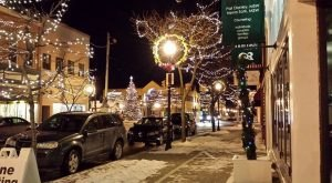 This Small Town In Michigan Will Become Your New Favorite Winter Destination
