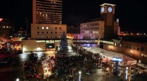 The One Town In North Dakota That Turns Into A Winter Wonderland Each Year