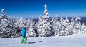 10 Majestic Spots In Vermont That Will Make You Feel Like You're At The North Pole