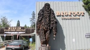 Here Are The 10 Weirdest Places You Can Possibly Go In Northern California