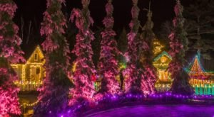 This Christmas Display In Maine Will Absolutely Fill You With Holiday Spirit