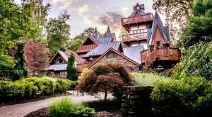 Entering This Hidden Cleveland Castle Will Make You Feel Like You're In A Fairy Tale