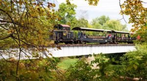 This Epic Train Ride Near Washington DC Will Give You An Unforgettable Experience