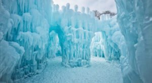 This Minnesota Ice Castle Is Like Something Out of a Fairy Tale
