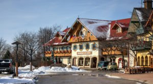 10 Unique Villages In Michigan Where You'll Be Swept Back In Time