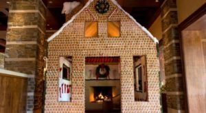 The Life-Size Ginger Bread House In Arizona That Will Make All Your Childhood Dreams Come True