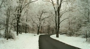 5 Picturesque Trails Around Nashville That Are Perfect For Winter Hiking