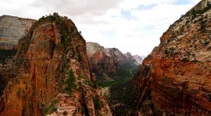 These Trails In Utah Were Just Named Some Of The Scariest In The World – Have You Hiked Them?