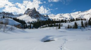 12 Majestic Spots In Utah That Will Make You Feel Like You're At The North Pole