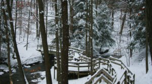10 Picturesque Trails In Ohio That Are Perfect For Winter Hiking