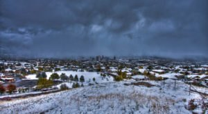 Polar Vortex Heads For Utah: Arctic Temps Follow Heavy Snowfall