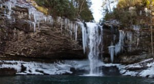 7 Gorgeous Frozen Waterfalls In Georgia That Must Be Seen To Be Believed