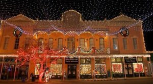 10 Main Streets In Mississippi That Are Pure Magic During Christmastime