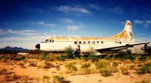 There's An Intriguing Airplane Boneyard In Arizona That You Need To Visit