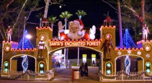 The World's Largest Holiday Theme Park Is Right Here In Florida
