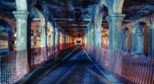 Most People Have No Idea This Unique Tunnel In Cleveland Exists