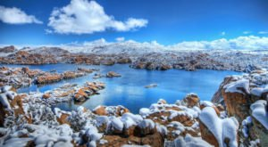 12 Majestic Spots In Arizona That Will Make You Feel Like You're At The North Pole
