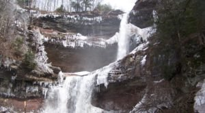 14 Gorgeous Frozen Waterfalls In New York That Must Be Seen To Be Believed