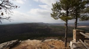 You Can Sit On Top Of The World At This Arkansas State Park