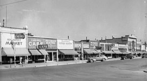 What Every Small Town In Utah Had In The 1930s. It Was A Simpler Time.