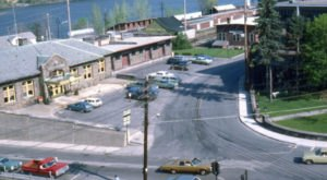 Vermont's Major Towns Looked So Different In 1975. Brattleboro Especially.