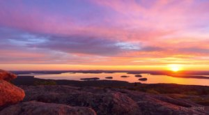 This Amazing Timelapse Video Shows Maine Like You've Never Seen it Before