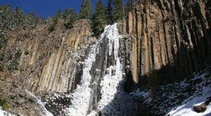 7 Frozen Waterfalls In Montana That Must Be Seen To Be Believed