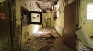 What Was Discovered Inside This Abandoned Mental Hospital Will Chill You To The Bone
