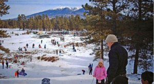 If You Live In Arizona, You'll Want To Visit This Amazing Park This Winter