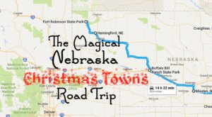 The Magical Road Trip That Will Take You Through Nebraska's Most Charming Christmas Towns