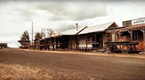 Most People Have Long Forgotten About This Tiny Town In Oregon