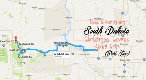 The Magical Road Trip Will Take You Through South Dakota's Most Charming Christmas Towns (Part 2)
