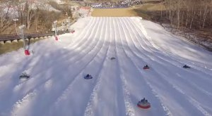 Take A Thrilling Ride At Hidden Valley Ski Resort In Missouri This Winter