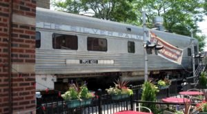 This Train In Chicago Is Actually A Restaurant And You Need To Visit