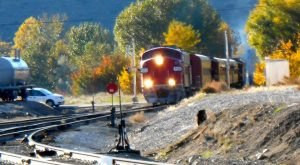 This Abandoned Railroad to Nowhere In Idaho Will Fill You With Nostalgia